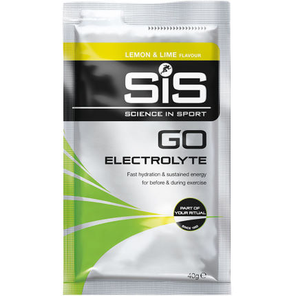 Caja de 18 sobres Science in Sport - GO Electrolyte (40 g)