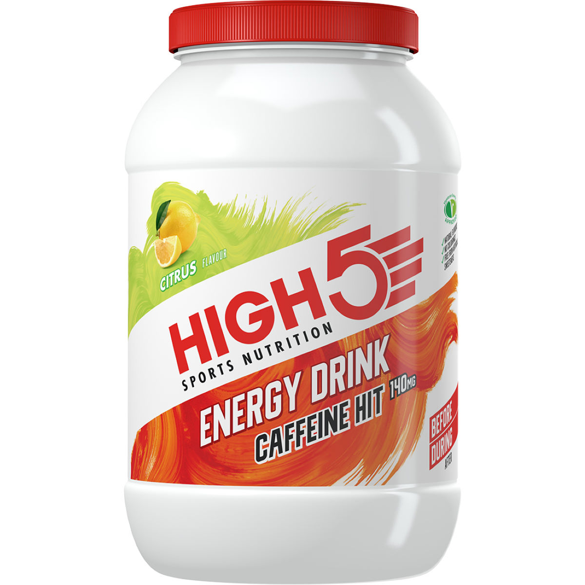 High5 Energy Drink Caffeine Hit (1.4kg)