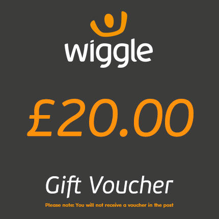 Wiggle 20 GBP Gift Voucher