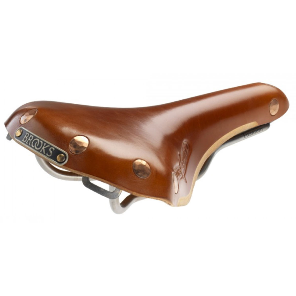 Brooks England Swift Titanium Saddle