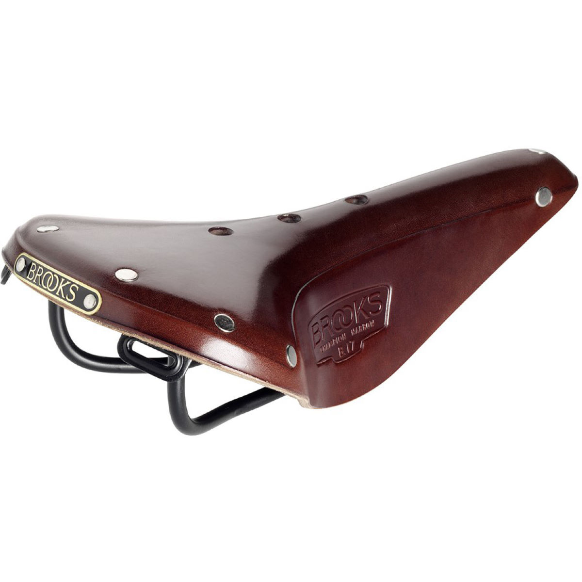 Selle Brooks England B17 Narrow - Taille unique Marron Selles