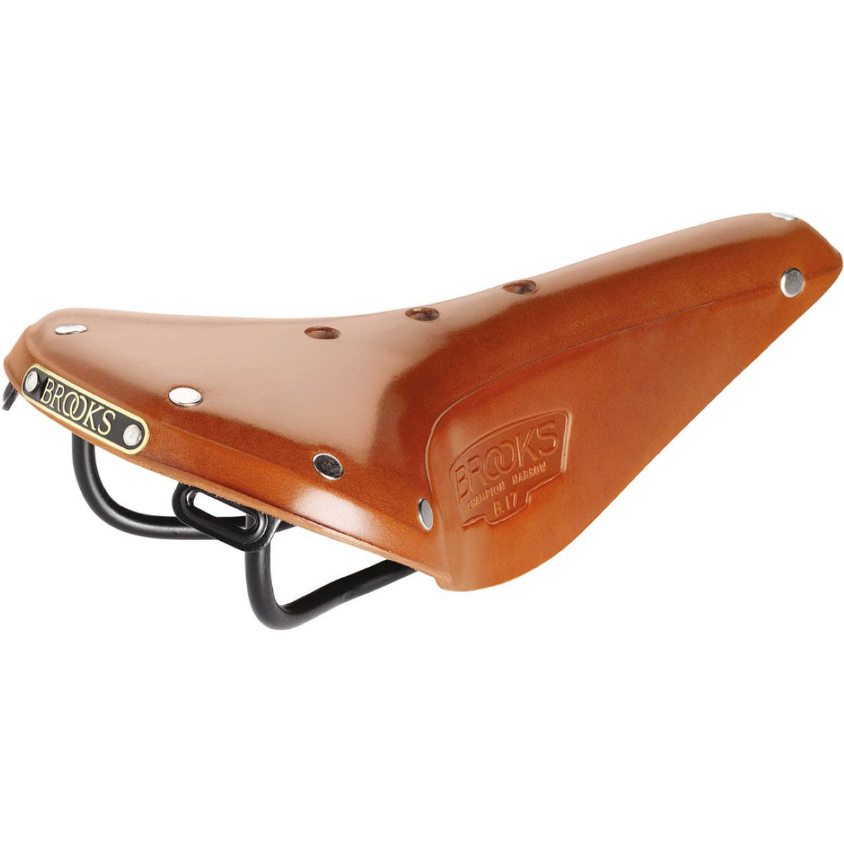 Selle Brooks England B17 Narrow - Taille unique Honey
