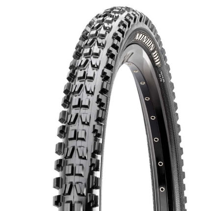 Maxxis Minion DHF Single Ply Casing Kevlar Fold Tyre