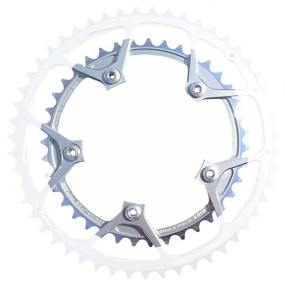 TA 110 PCD Nerius CT-Campagnolo Inner Chainring