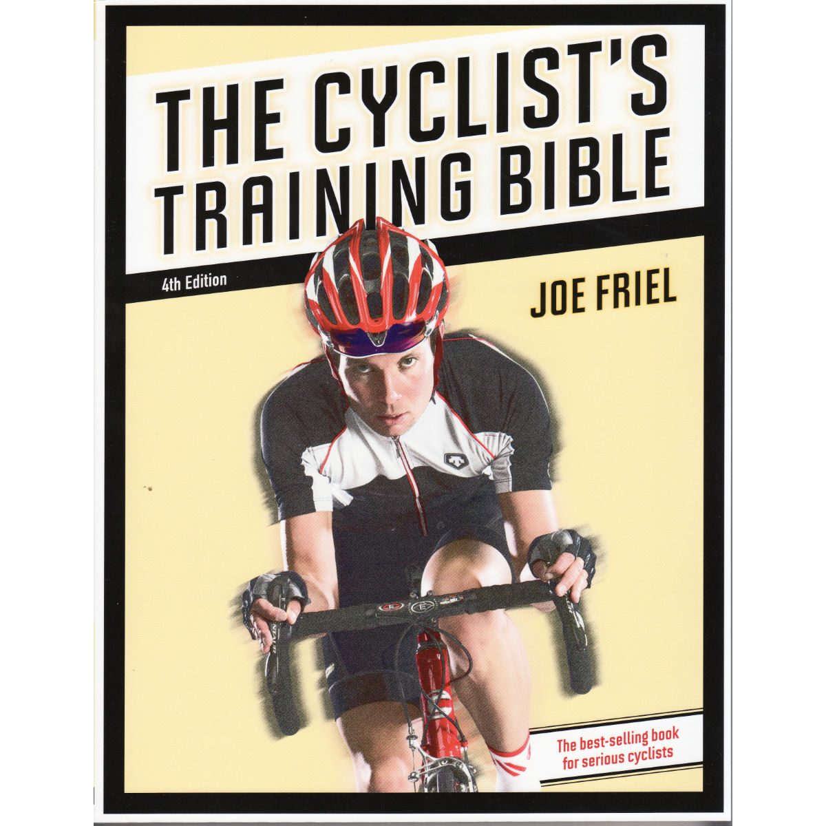 Velopress « Cyclists Training Bible > (La Bible de l'entraînement des cyclistes)