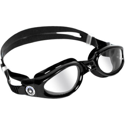 Aqua Sphere Kaiman Goggles Mirrored Lens Small Face
