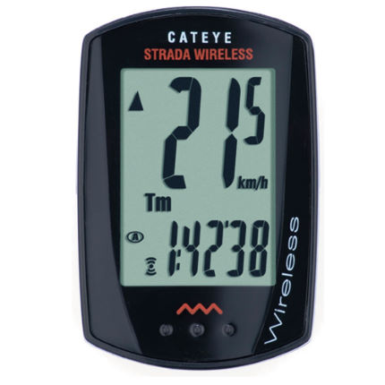 Cateye Strada Wireless Cycle Computer