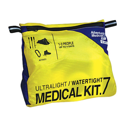 AMK - Ultralight And Watertight 7 応急処置キット