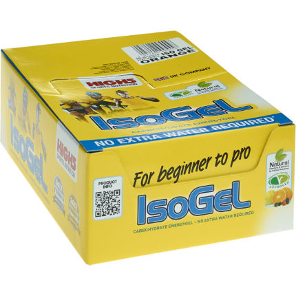 High5 IsoGel Portionsposer - 25 x 60 g