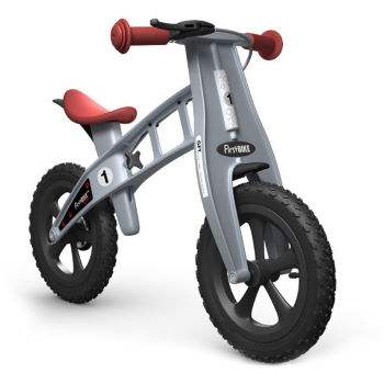 FirstBike Cross with Brake Pedal-Free Kids Bike