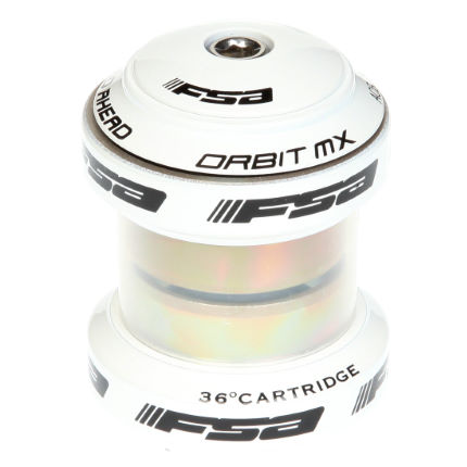 FSA Orbit MX White Ahead Steuersatz (1 1/8)