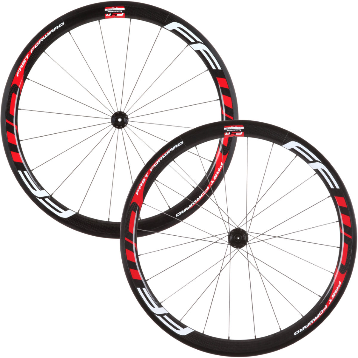 Fast Forward F4R Carbon Tubular 240s Wheelset   Performance Wheels