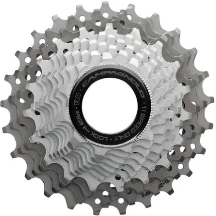 Cassette Campagnolo Record (11 vitesses, 11-23 dents)
