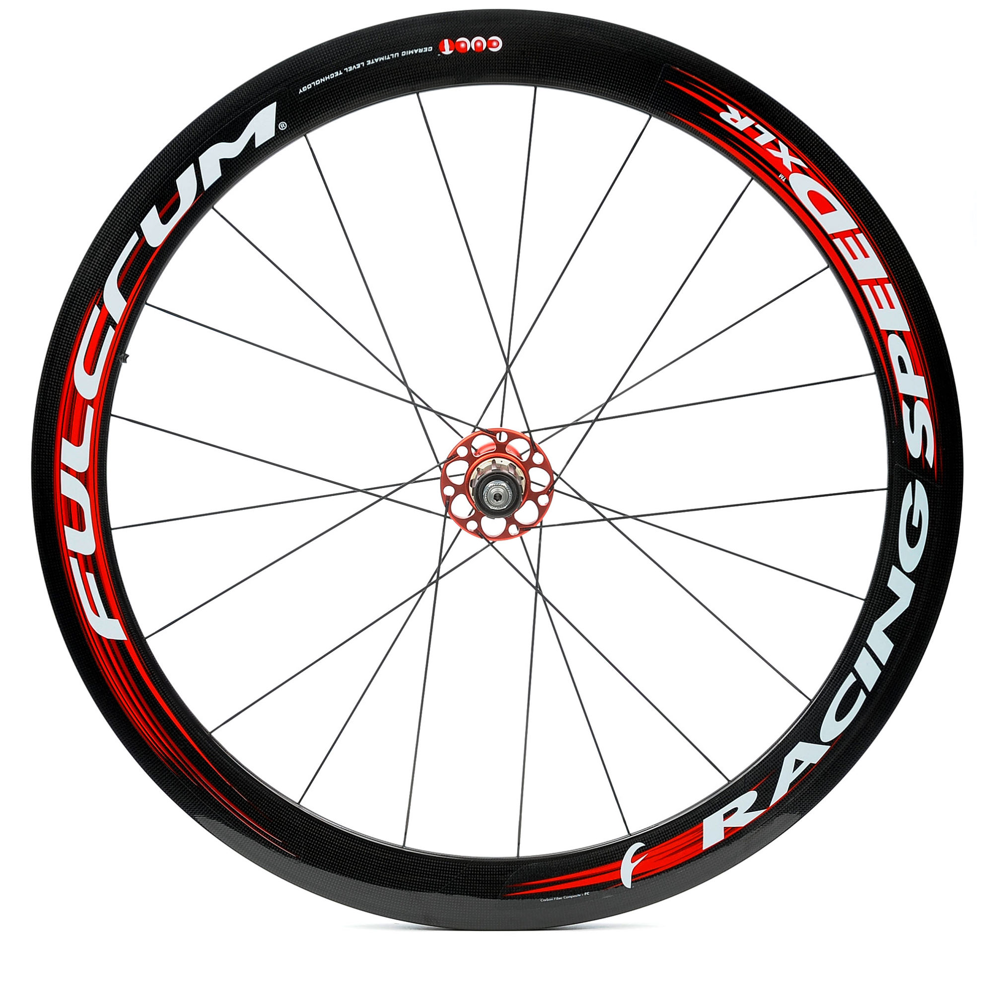 Wiggle Fulcrum Racing Speed Xlr Tubular Wheelset