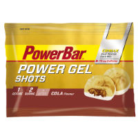 PowerBar PowerGel Shots - Cola with Caffeine- 16 x 60g