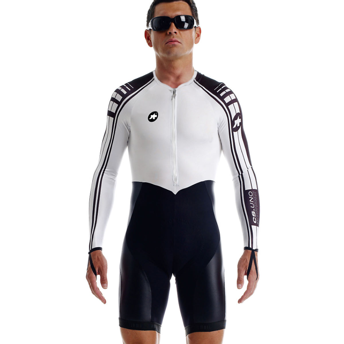 Assos CS.Uno_s5 Chronosuit   Lycra Cycling Shorts