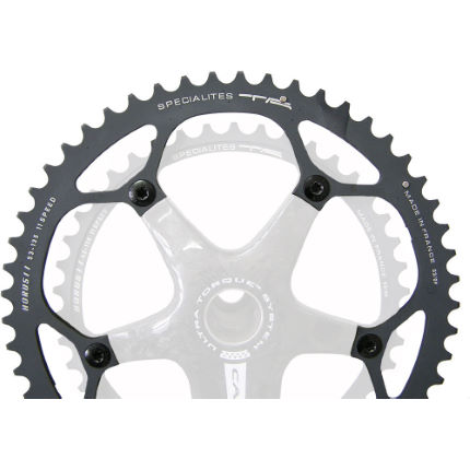 TA - 135 PCD Horus 11 Campagnolo アウターチェーンリング