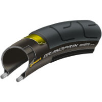 Continental Grand Prix Road Bike Tyre Black 28mm 700c