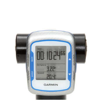 Garmin Edge 500 Blue with Heart Rate and Cadence