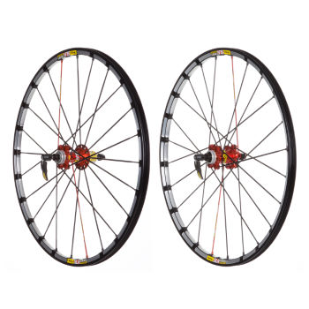 Mavic Crossmax SLR Disc MTB Wheelset 2012