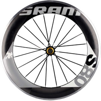 SRAM S80 Carbon Clincher Rear Wheel