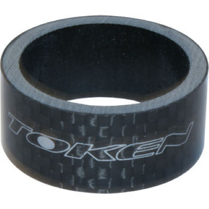 Token TK3505 Spacers i kulfiber (5 mm, pakke med 10)