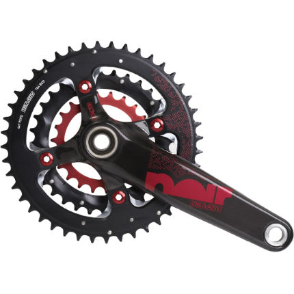 Truvativ Noir XC 3.3 Team Triple Chainset