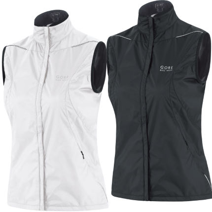 Gore Bike Wear - レディース Countdown Active Shell ベスト - 2012
