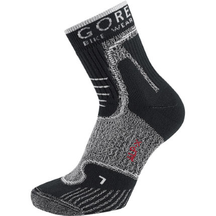 Gore Bike Wear Women's Alp-X Cycling Socks - Pack of 3