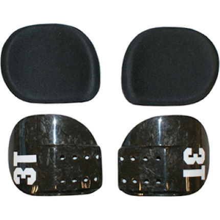 3T Comfort Cradle/Pads Kit - Carbon (Clip-On Kit)