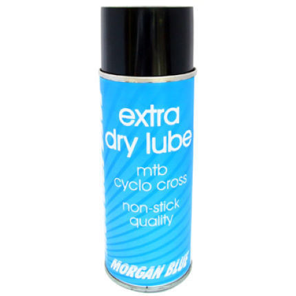 Morgan Blue Extra Dry Lube - 400ml Aerosol