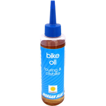 Morgan Blue Bike Oil - 125ml Bottle