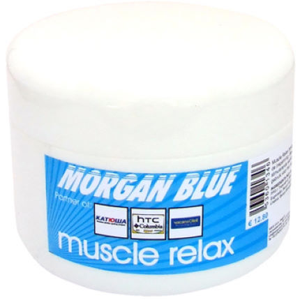 Morgan Blue - Muscle Relax Muskelsalva (200 ml)