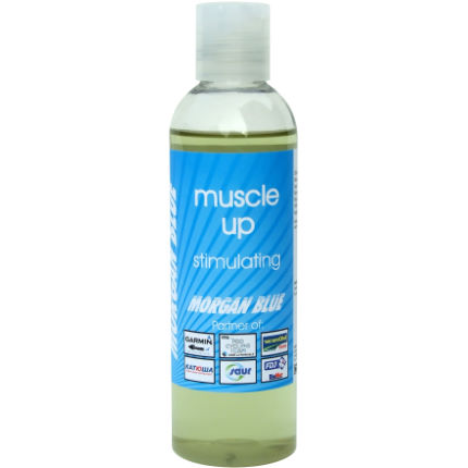 Morgan Blue Pre Oil Fluid - 200ml Bottle