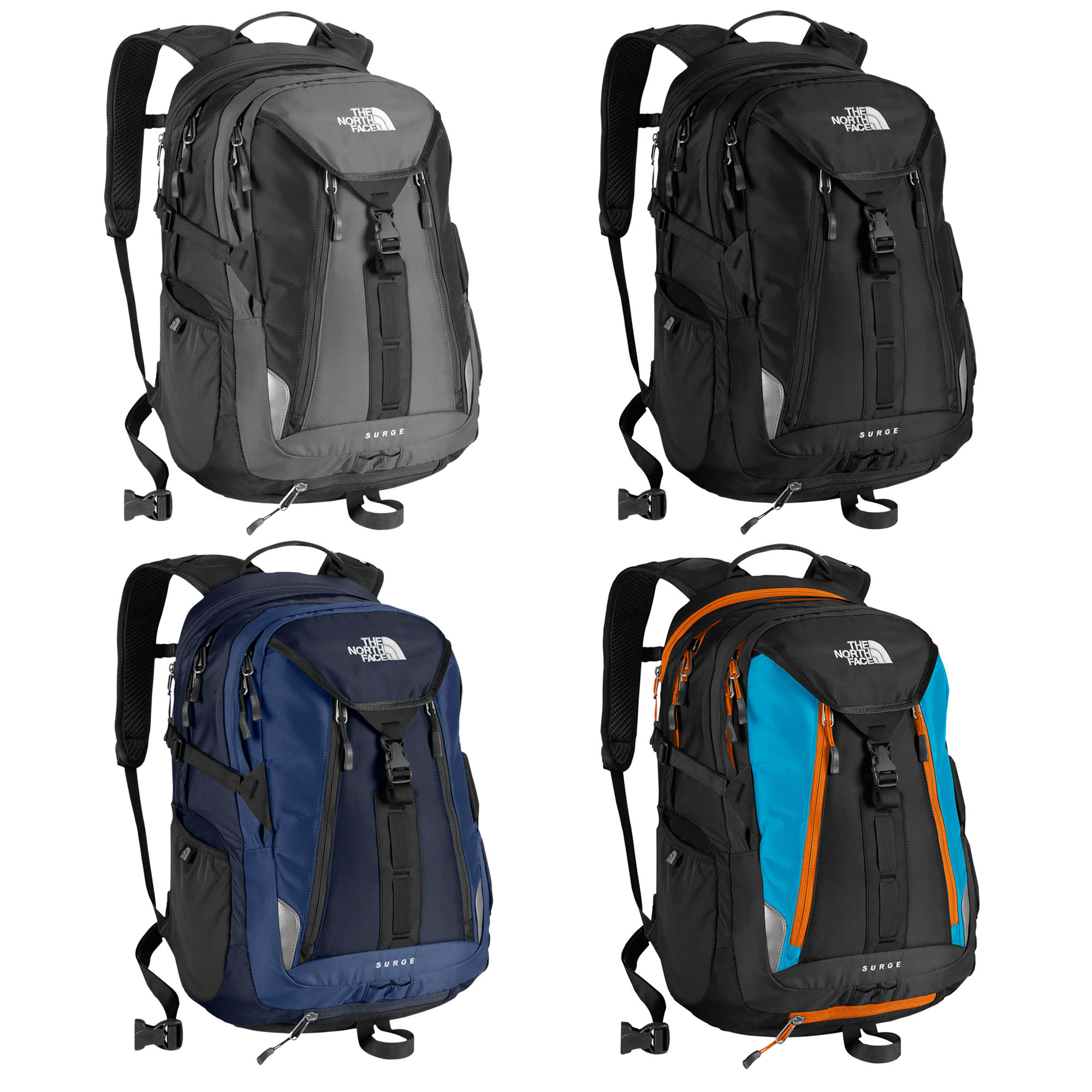 wiggle the north face surge rucksack ss 2011 rucksacks. Black Bedroom Furniture Sets. Home Design Ideas