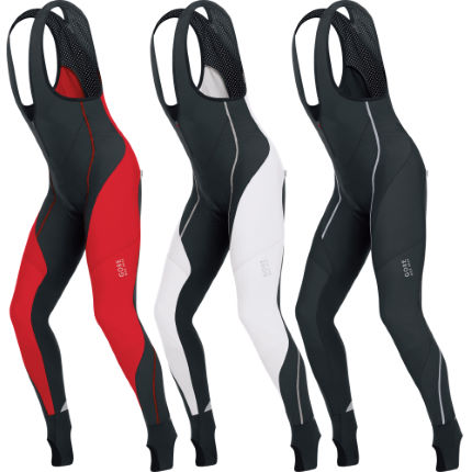 Gore Bike Wear Power Thermo Bib Tights - 2012