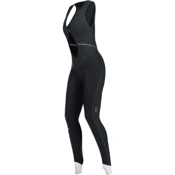 Gore Bike Wear Ladies Oxygen Softshell Bib Tights - 2012