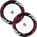 Fast Forward F9T Carbon Tubular Track Wheelset