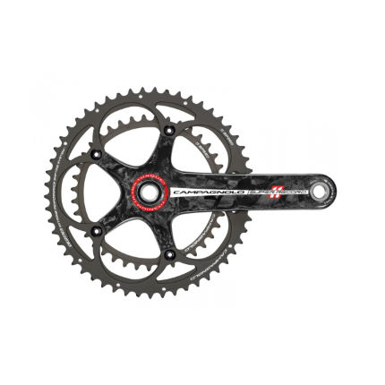 Campagnolo Super Record 11 Speed Double Ti/Carbon Chainset