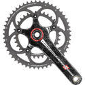 Campagnolo - Super Record 11スピード コンパクトTi/Carbon チェーンセット