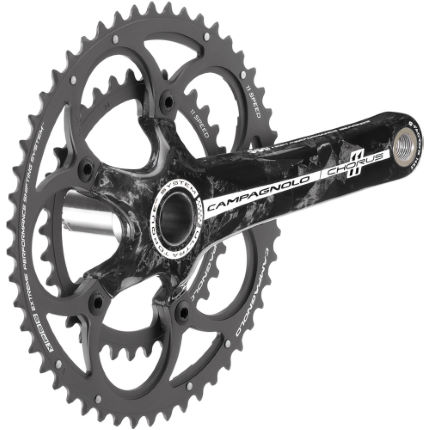Campagnolo Chorus 11 Speed Carbon Compact Chainset