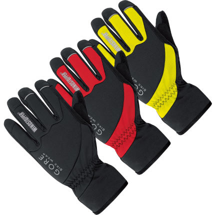 Gore Bike Wear Tool WINDSTOPPER Softshell MTB Gloves