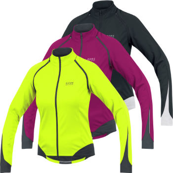 Gore Bike Wear Ladies Phantom Soft Shell Jacket - 2012