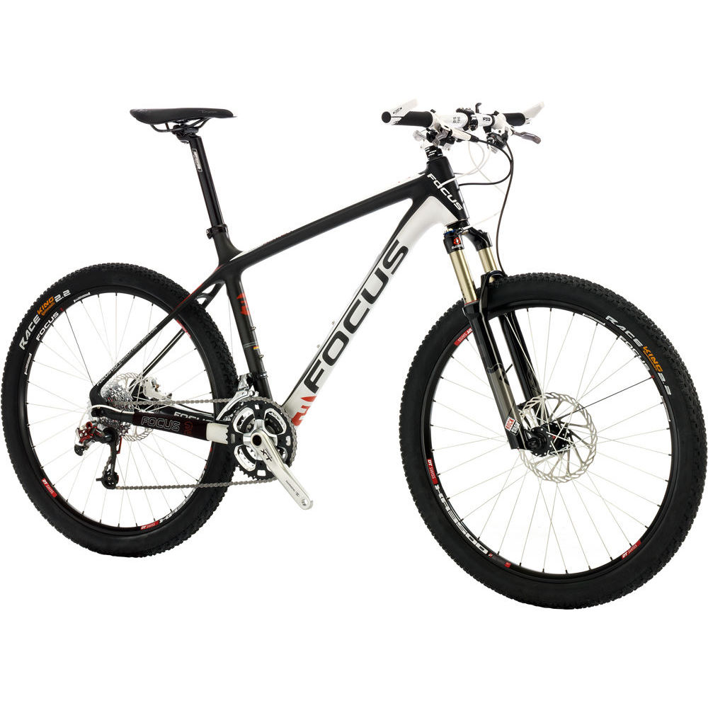 vtt semi rigides focus raven pro 2010 ex demo mtb bike