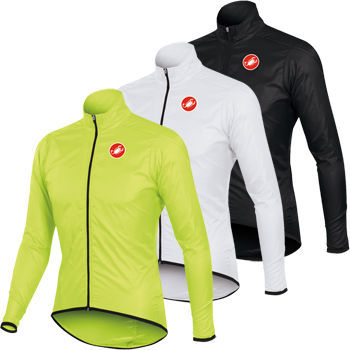 Castelli Squadra Long Waterproof Jacket - AW11