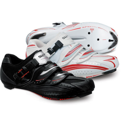 Shimano R106 SPD-SL Road Cycling Shoes 2012