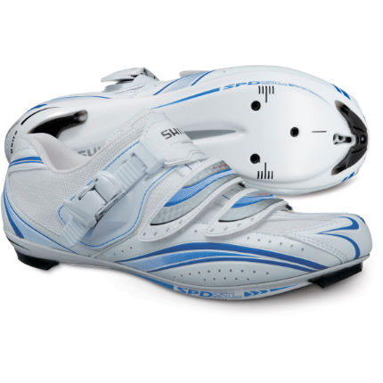Shimano Women's WR61 SPD-SL Road Shoes 2013