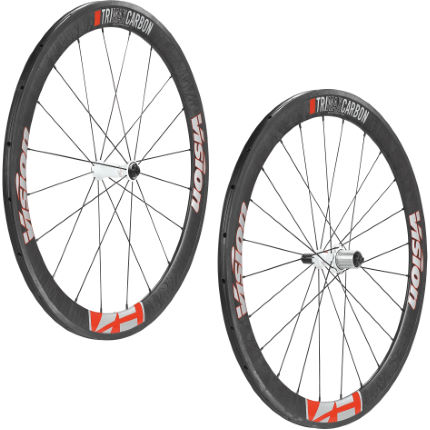 Vision TriMax Carbon Tubular Wheelset