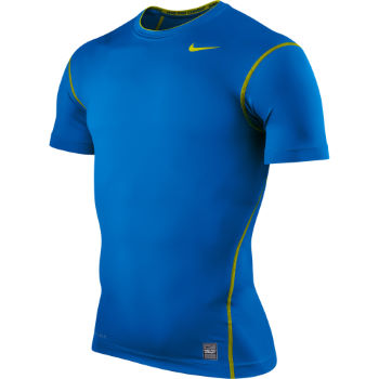 Nike ProCore Short Sleeve Tight Compression Crew SS12
