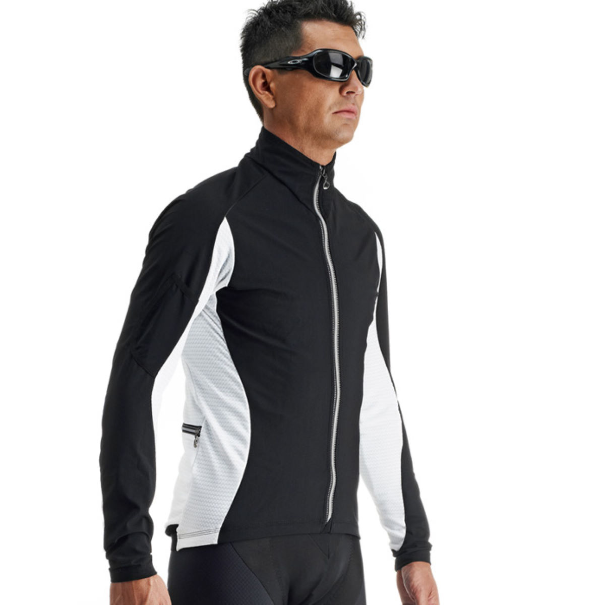 Veste coupe-vent Assos iJ.HaBu5 - XL White Panther Coupe-vents vélo